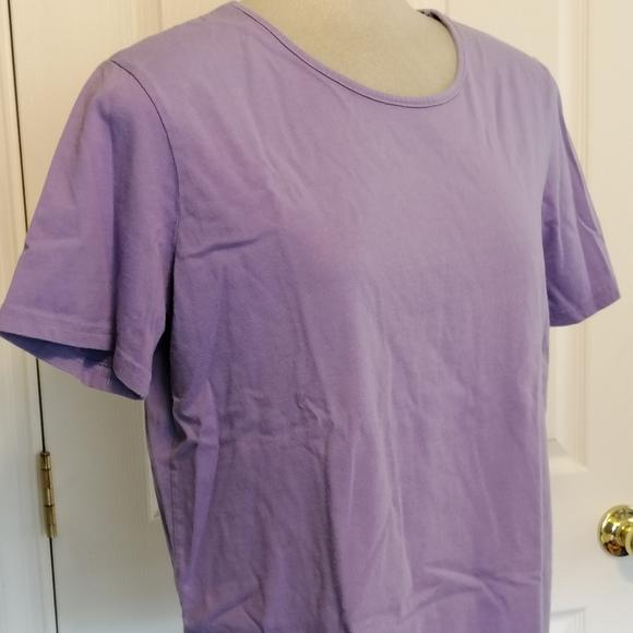 Van Heusen for Her, Lavender Top, size M